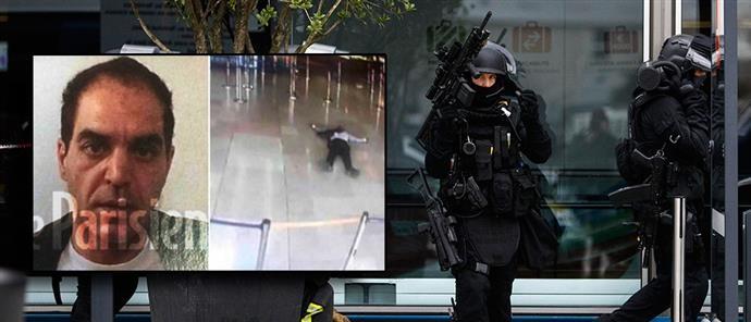Τζιχαντιστής έσπειρε τον φόβο στο Παρίσι