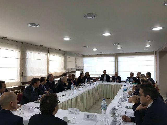 Δραγασάκης από τη Θράκη: Στόχος να ανέλθει η μεταποίηση στο 15% του ΑΕΠ