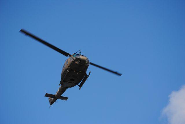Ελικόπτερο κατευθύνεται στην Σκόπελο για την διάσωση εγκλωβισμένων