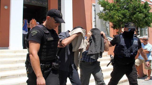 Συμβούλιο Εφετών: Προς εξέταση το τρίτο αίτημα τουρκικών αρχών για έκδοση των «8»