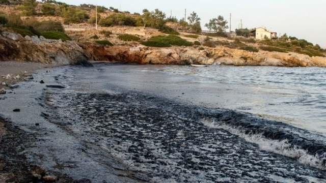 Ευρωπαϊκή συνδρομή για την απορρύπανση του Σαρωνικού