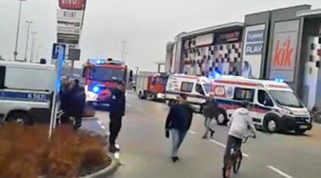 Ένας νεκρός και 7 τραυματίες σε επίθεση στην Πολωνία