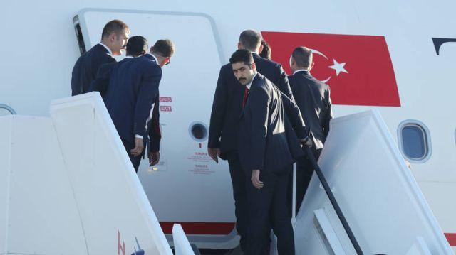 Απαγορεύονται συγκεντρώσεις - πορείες λόγω Ερντογάν