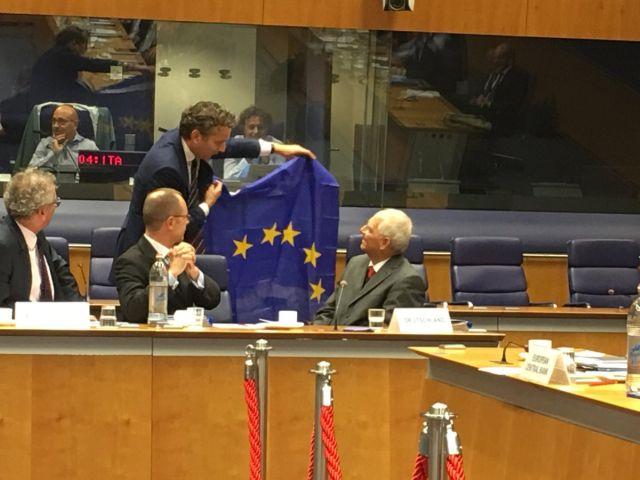 Eurogroup: Τίτλοι τέλους για Σόιμπλε - Ντάισελμπλουμ