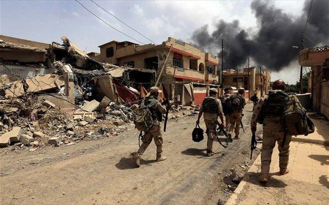 Β. Ιράκ: Απελευθέρωση ή μόνιμη κατοχή;