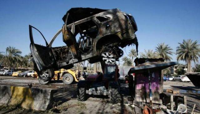 Νέο λουτρό αίματος στο Ιράκ από βομβιστές - καμικάζι