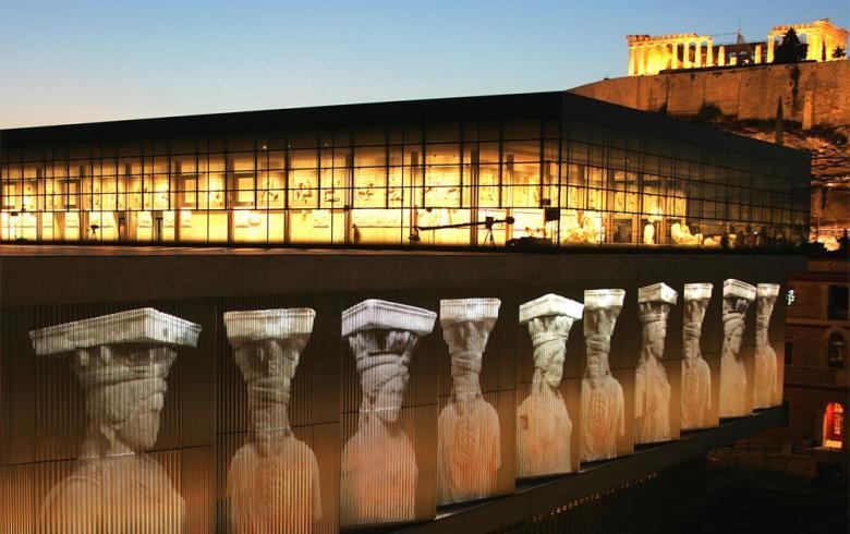 Βουλή: «Τέχνη και Δημοκρατία» στο Μουσείο της Ακρόπολης