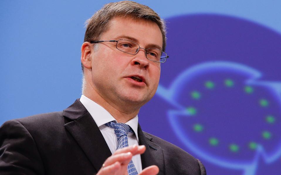 Ντομπρόβσκις για Brexit: Η ΕΕ υπήρξε ξεκάθαρη για την ελεύθερη μετακίνηση