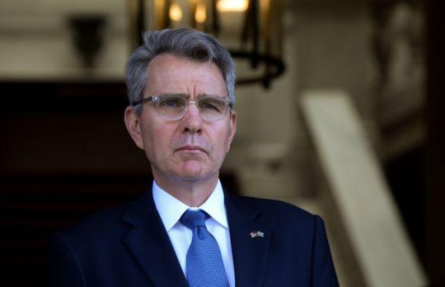 Πάιατ: Στρατηγικό το ενδιαφέρον των ΗΠΑ για επενδύσεις στην Ελλάδα