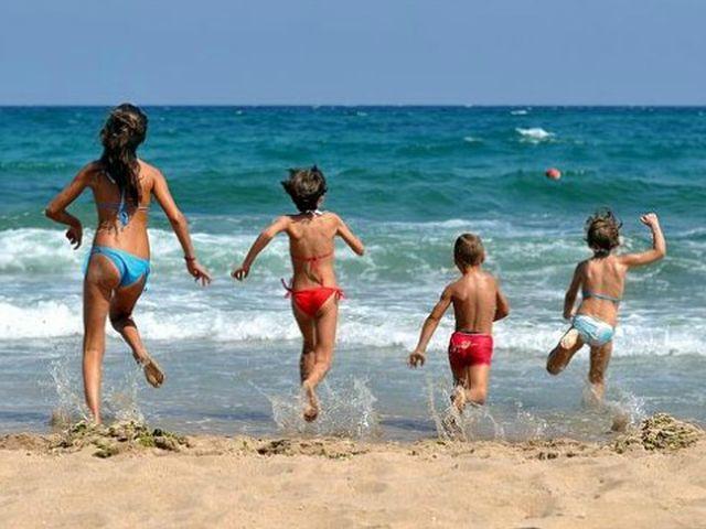 Παιδί...και θάλασσα