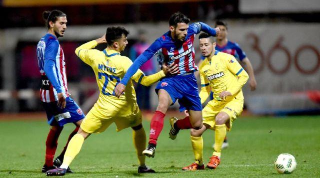 Superleague: Ισοπαλία 1-1 στην Νέα Σμύρνη