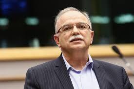 Παπαδημούλης: Θετική για ΕΕ και Ελλάδα η εκλογή Σούλτς