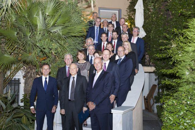Τετ α τετ Παπαδημητρίου με Ολλανδούς επενδυτές