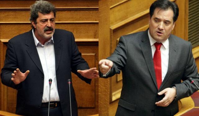 Γιατί πληρώνει υπέρογκο ποσό για φύλαξη του γραφείου, ρωτά ο Γεωργιάδης τον Πολάκη