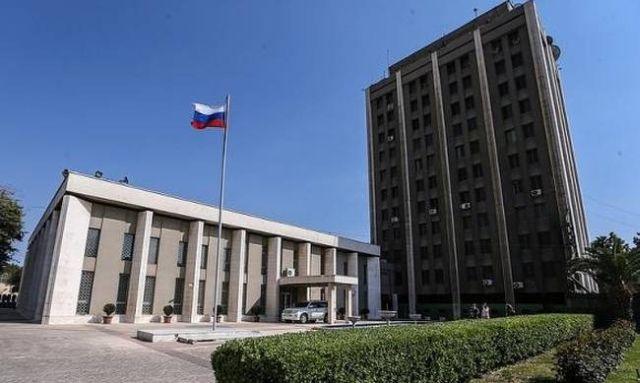 Πυρά από όλμους δέχθηκε η ρωσική πρεσβεία στην Δαμασκό