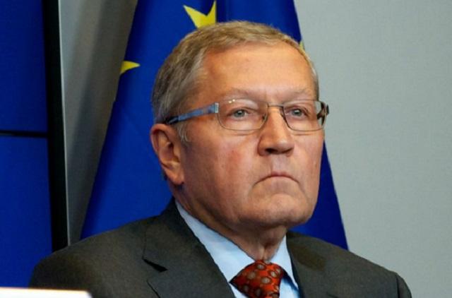 Ρέγκλινγκ: Κανένας λόγος ανησυχίας για το χρέος της Ελλάδας