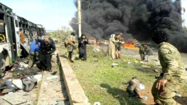 Χτύπημα στη Συρία: Πόλεμος για τα μάτια του κόσμου