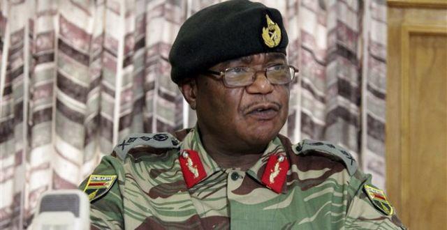 Βγήκαν τα τανκς στην Ζιμπάμπουε