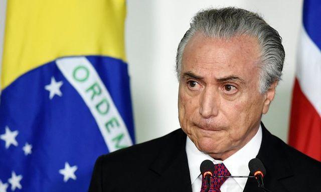 Βραζιλία: Για παρακώλυση της δικαιοσύνης κατηγορούν τον πρόεδρο της χώρας!