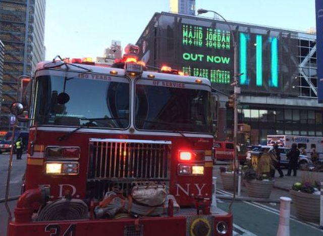 Για απόπειρα τρομοκρατικής ενέργειας κάνει λόγο ο δήμαρχος της Ν. Υόρκης