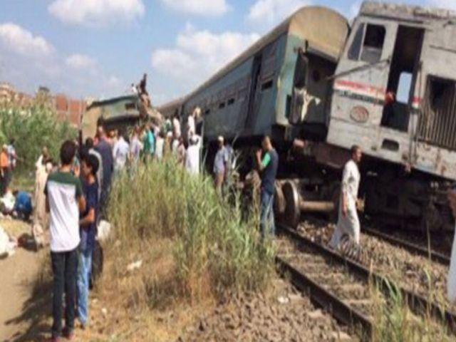 Πολύνεκρο δυστύχημα από σύγκρουση τρένων στην Αλεξάνδρεια