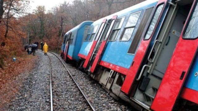 Νέος εκτροχιασμός εμπορικού τρένου στην Σπερχειάδα