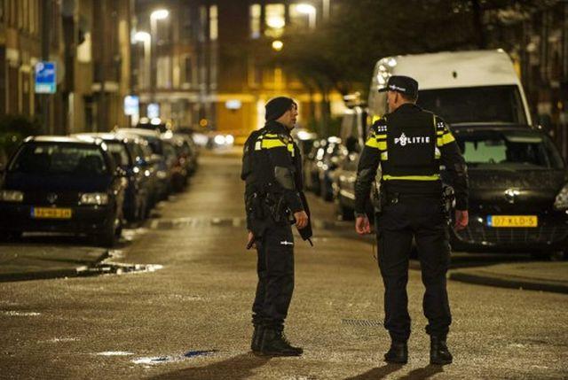 Σύλληψη υπόπτων για τρομοκρατία στην Ολλανδία