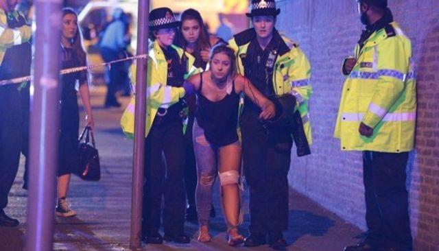 Συνέλαβαν άντρα που σχετίζεται με την τρομοκρατική επίθεση στο Μάντσεστερ