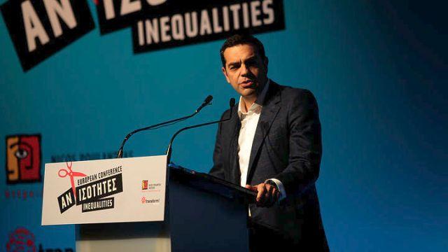 Α. Τσίπρας: Στην Ελλάδα έγινε ένα διεθνές πείραμα