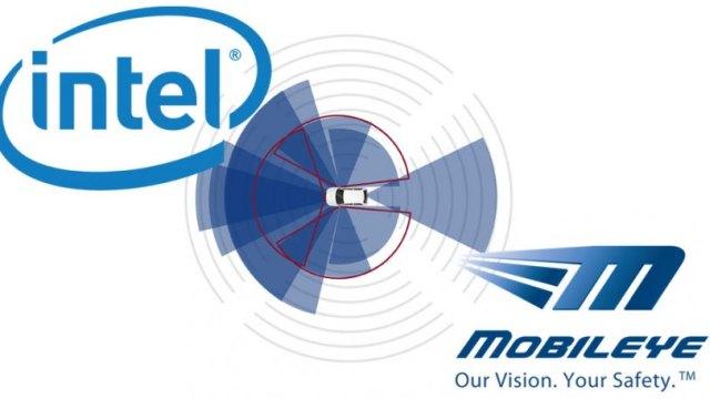 Στόλο από αυτόνομα οχήματα ετοιμάζει η Intel