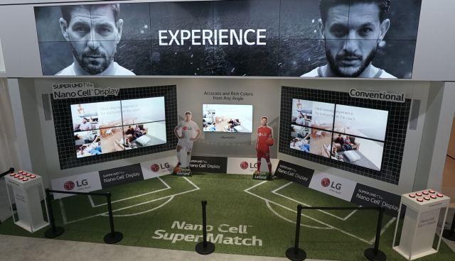 Πάνω από 100 εκ. προβολές στα social media η ποδοσφαιρική αναμέτρηση της LG