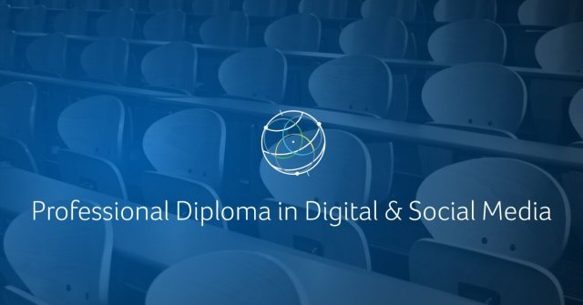 Professional Diploma in Digital & Social Media