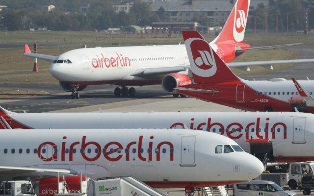 Αντιμέτωπη με την χρεοκοπία η Air Berlin