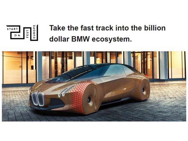 Οι 8 startups φιναλίστ sτο διαγωνισμό επιχειρηματικής καινοτομίας της BMW Group