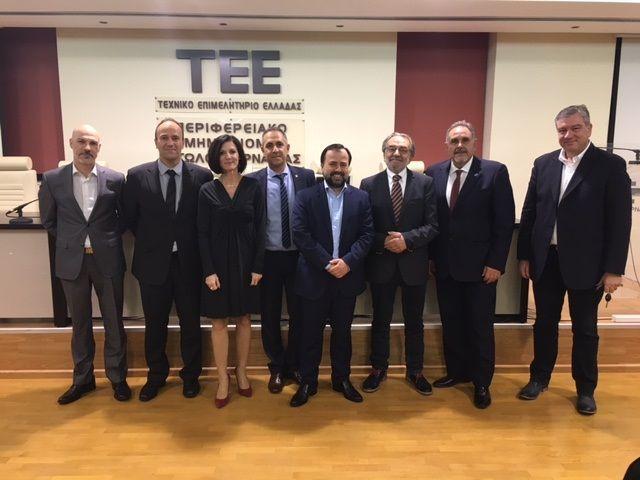 Επανεκκίνηση της επιχειρηματικότητας στη Δ. Ελλάδα μέσω της Εφοδιαστικής Αλυσίδας