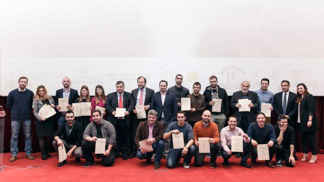 BeerBartender Awards: Καλύτερη ελληνική ζυθοποιία η ΕΖΑ
