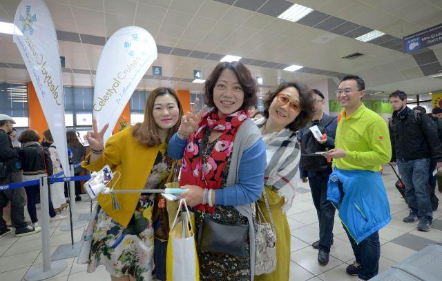 Ανοίγει η κινέζικη αγορά κρουαζιέρας στη Μεσόγειο