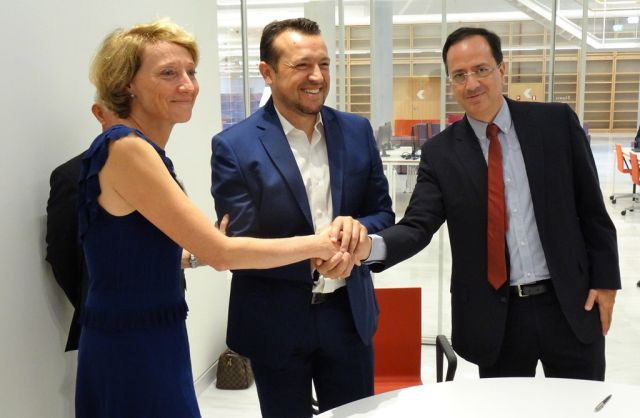 Πλώρη για τις διεθνείς αγορές η ελληνογαλλική συνεργασία si-Cluster και Aerospace Valley