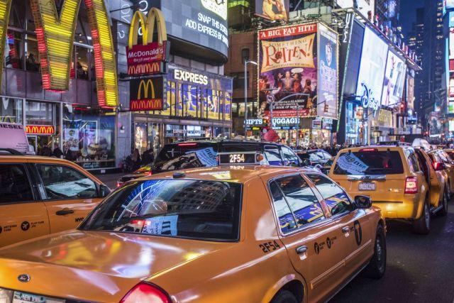 Σε κρίσιμη κατάσταση 3 άτομα από το δυστύχημα στην Times Square