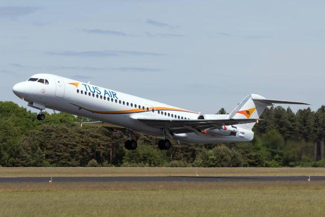 Νέες απευθείας πτήσεις από Αθήνα προς Λάρνακα για την κυπριακή Tus Airways