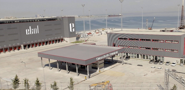 Ekol Logistics: Σε λειτουργία ο τερματικός σταθμός RO-RO στη Γιάλοβα