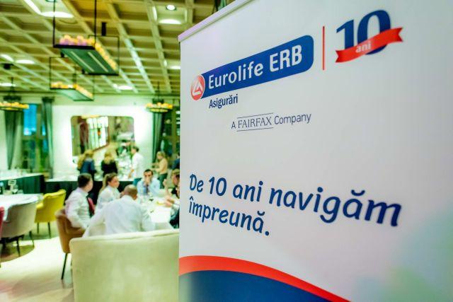 Eurolife ERΒ: 10 χρόνια στην ασφαλιστική αγορά της Ρουμανίας