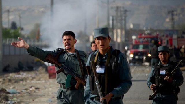 Νέο λουτρό αίματος από διπλή έκρηξη στο Αφγανιστάν