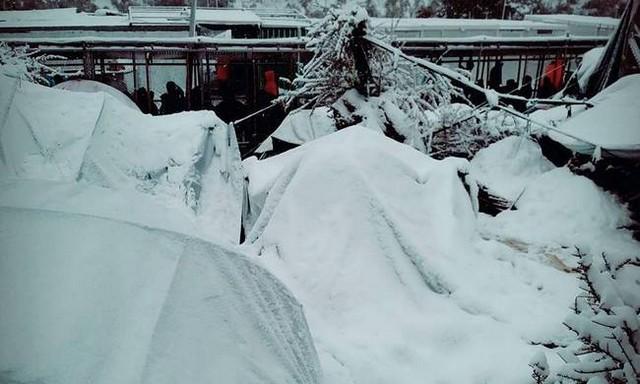 Επίθεση ΜΚΟ σε Μουζάλα: Μόνο το υπουργείο δεν ήξερε ότι έρχεται χιονιάς