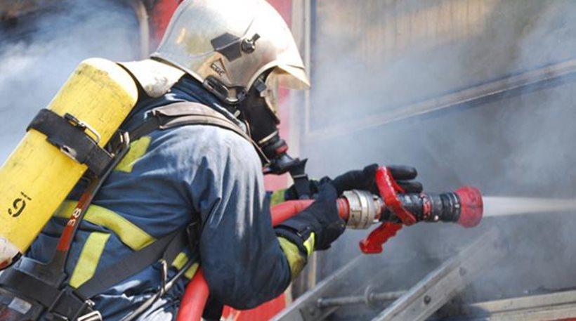 Αλεξανδρούπολη: Πυρκαγιά σε χώρο απορριμμάτων της Μάκρης