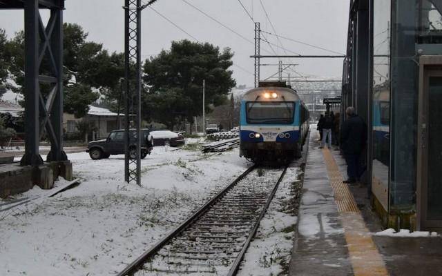 Αναστέλλονται δρομολόγια τρένων στο Αθήνα - Θεσσαλονίκη