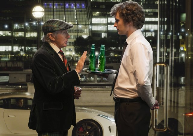 Hχηρό μήνυμα για την υπεύθυνη κατανάλωση δίνουν η Heineken και ο Sir Jackie Stewart
