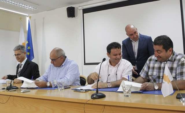 Υπογράφηκε η Συμφωνία Συνεργασίας της Ιατρικής Σχολής του Παν/μίου Κύπρου και των δημόσιων νοσοκομείων