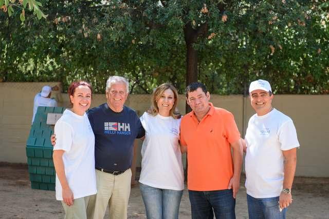 Ημέρα Εθελοντισμού Janssen Ελλάδος-HappyKids