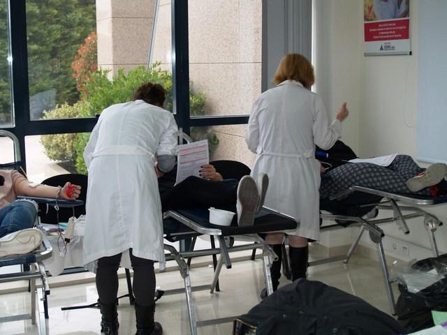Έντεκα χρόνια Τράπεζα Αίματος  DEMO